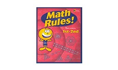 Math Rules 1st-2nd